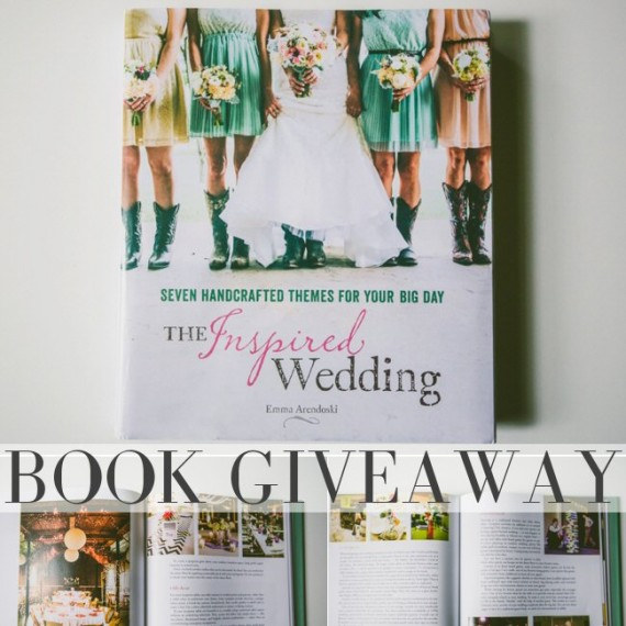 The Inspired Wedding - Book Giveaway