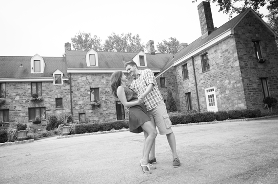 Scott Smith Photography - Manor House Engagement Session at Prophecy Creek