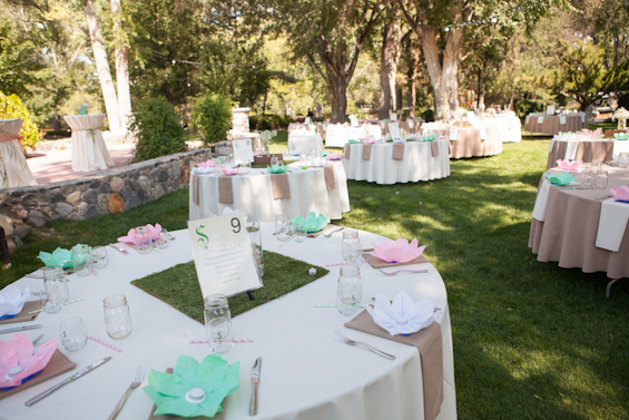 Johnstone Studios - fairytale nevada wedding, outdoor wedding table settings