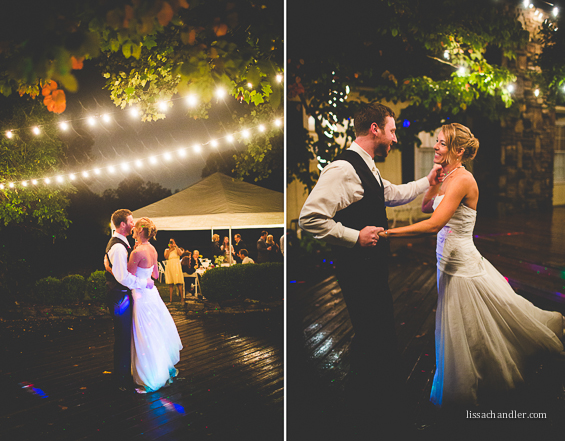 Lissa Chandler Photography - romantic arkansas wedding