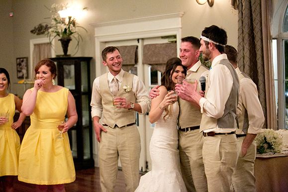 Tate Tullier Photography - Gatehouse wedding - bride-groom-wedding-party-celebrate