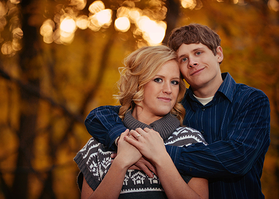 Catchlight Imaging - iowa engagement session