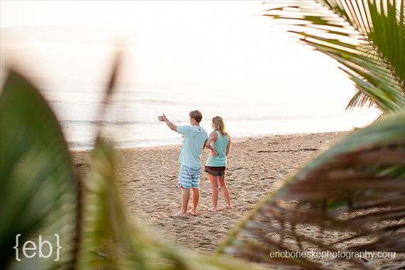 Puerto Rico Surfing Engagement Session- Eric Boneske Photography