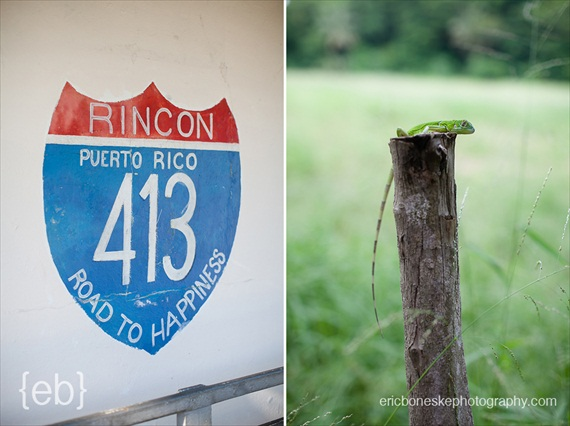 Puerto Rico Surfing Engagment Session-Eric Boneske Photography