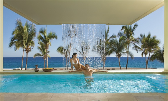 Honeymoon Venue:  Secrets Resorts & Spas