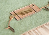 The Doyle Groomsmen Beard Comb by Burton and Levy