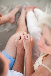Topsail Island Engagement Pictures-19