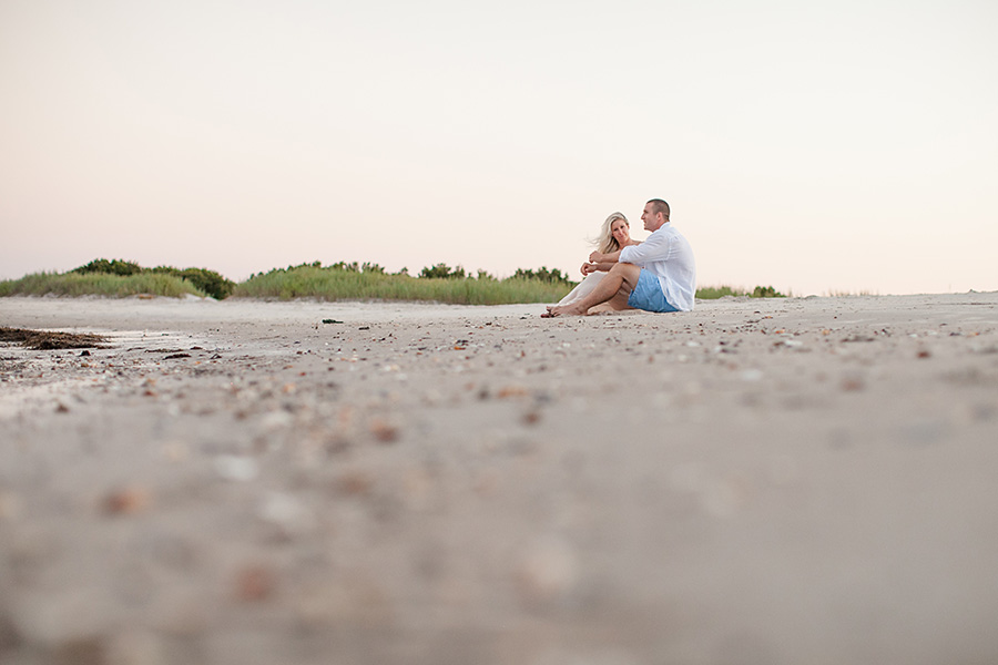 Topsail Island Engagement Pictures-20