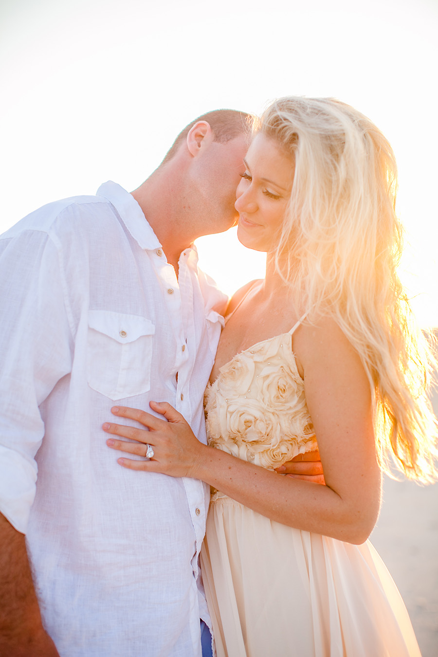 Topsail Island Engagement Pictures-7