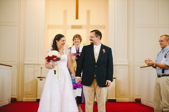 Americana Wedding: Libby + Ernie (photo: michelle gardella)