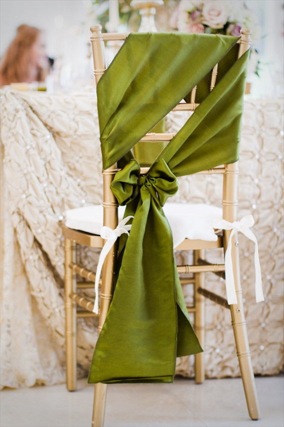 7 Stylish Wedding Chair Covers - asymmetrical (photo: archetype studio)