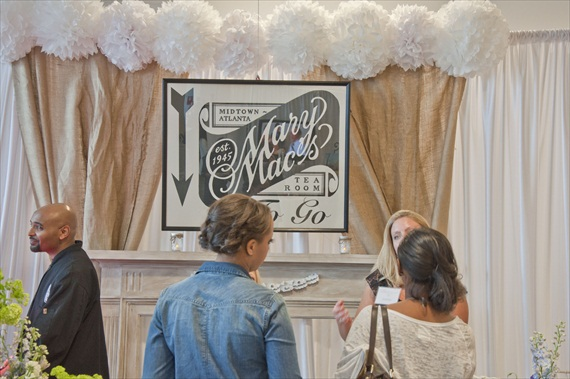 Mary Mac's at Bridal Extravaganza of Atlanta - MaryMacs.com