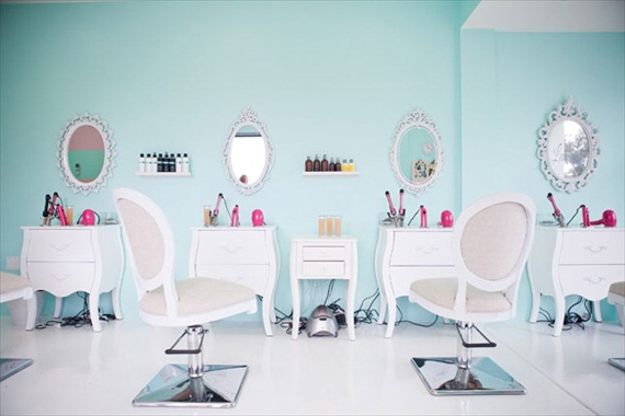 Bachelorette Spa Party (by sara mackenzie, photo by studio carre)