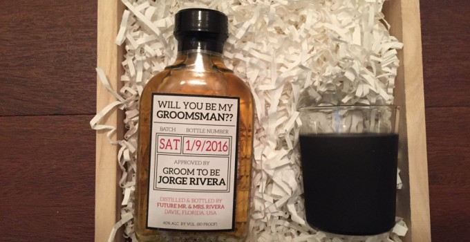 be my groomsman labels
