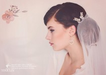 bridal hair pin phoot
