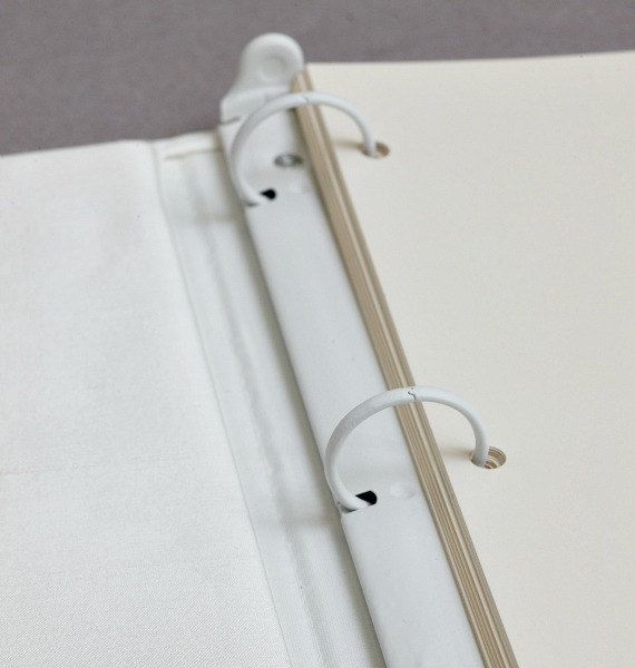 12 Useful Gift Ideas for Newly Engaged - bride's book binder by weddings etc.