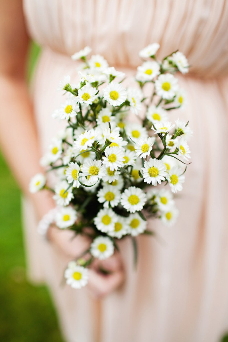 35 daisy ideas that make a beautiful theme for weddings