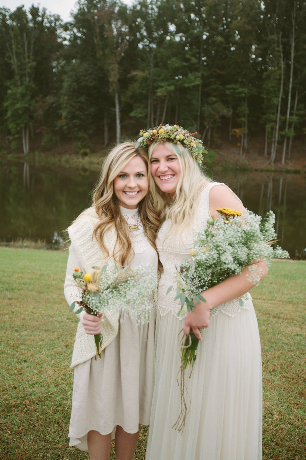 These bridesmaid skirts feature a hi low hem and are available in a variety of colors. | http://emmalinebride.com/bridesmaids/bridesmaid-skirts-hi-low-hem/