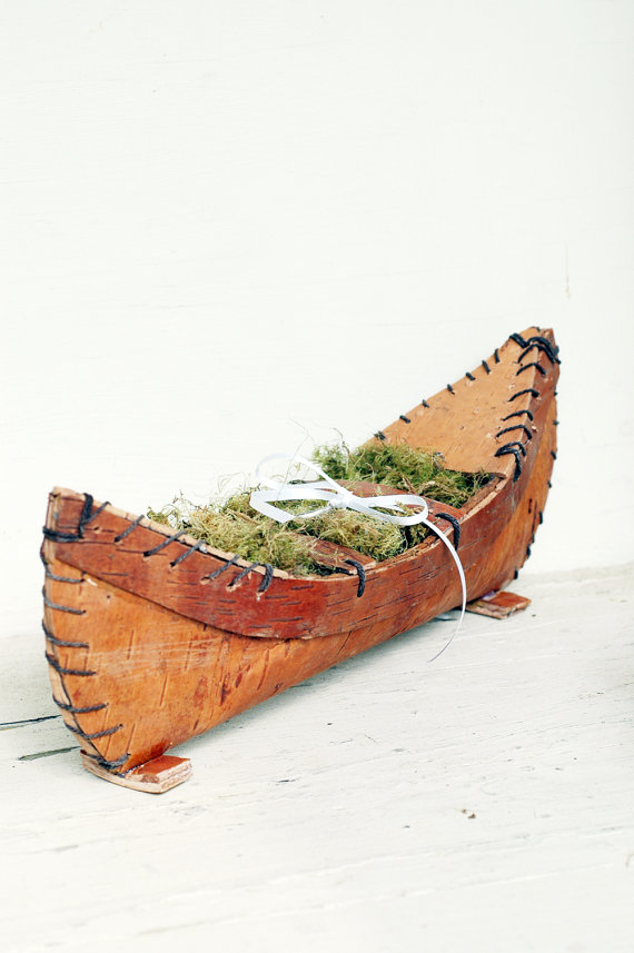 canoe ring pillow