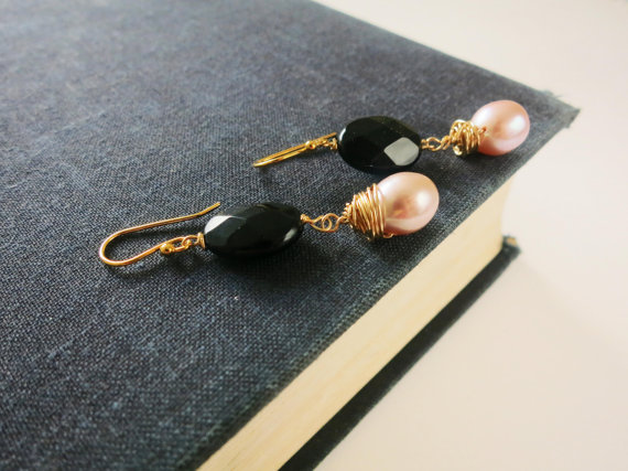 Pearl Earrings for Your Wedding (by Sukran Kirtis)