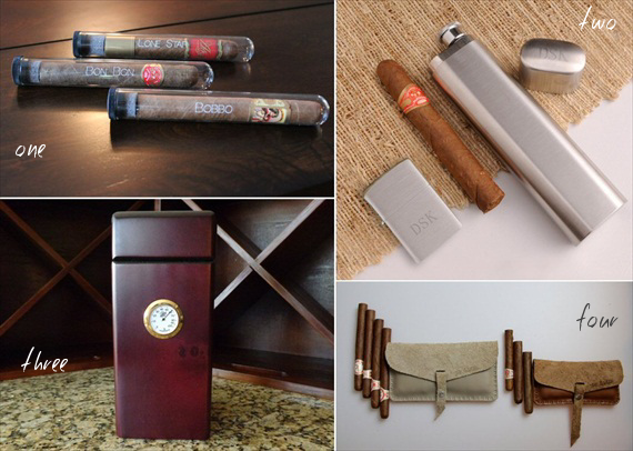 cigar groomsmen gift ideas - Top Groomsmen Gift Ideas for 2014