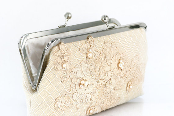clutch-alencon-french-lace-champagne