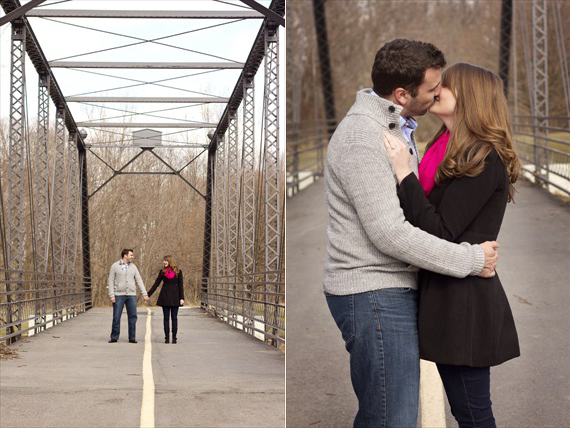 Brittani Gonzalez Photography - findley, oh engagement session