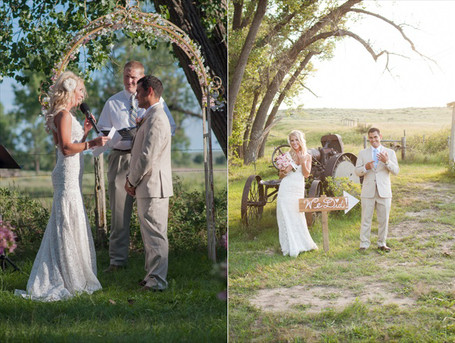 Beecher Island Wedding #realwedding #wedding