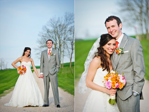 Spence Photographics - Maryland Spring Wedding