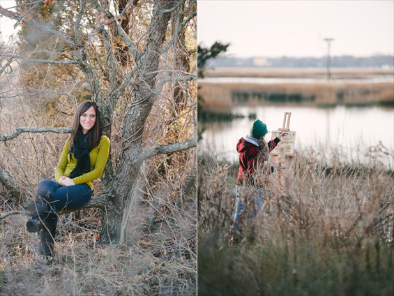 Engagement Session - Stefanie Kapra Photography