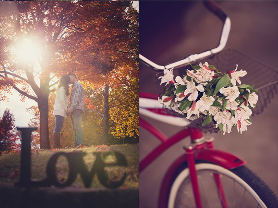 Leah Marie Landers Photography - Fayetteville Engagement Session