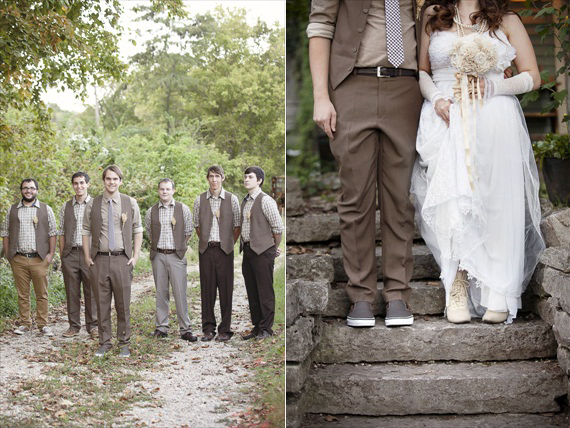 Photo Love Photography - handmade laid-back wedding
