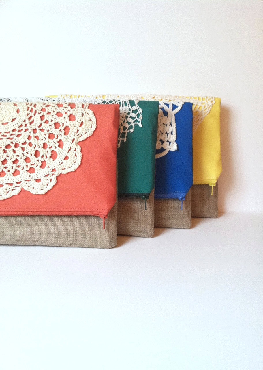 colorful-lace-fold-over-clutches