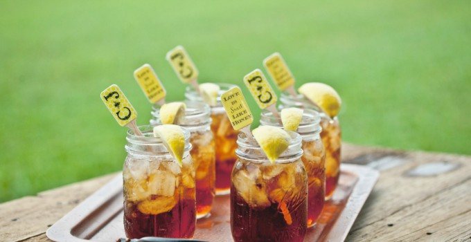 Wedding swizzle sticks by Company Forty Two | http://emmalinebride.com/reception/swizzle-sticks-weddings/