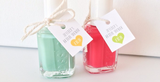 cute-bridal-shower-nail-polish-favors