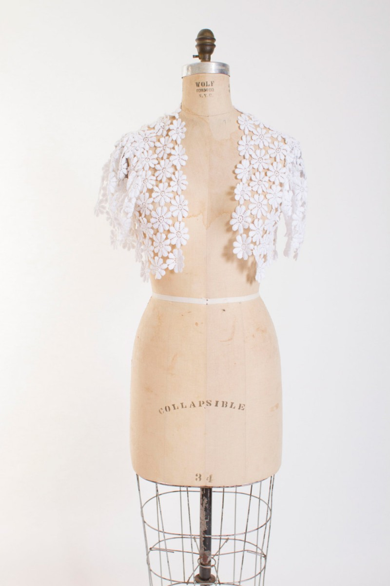 daisy bolero by stutterinmama | daisy ideas theme weddings
