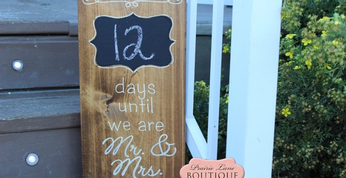 days until mr and mrs