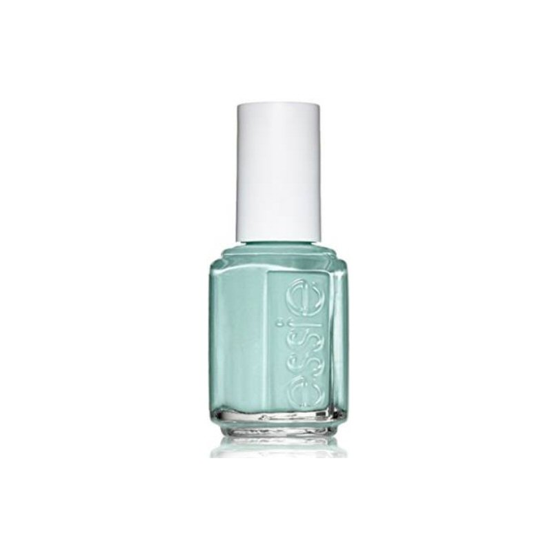 essie turquoise and caicos nail polish | Nail Polish Bridal Shower Favors | via http://emmalinebride.com/favors/nail-polish-bridal-shower-favors/ | cute idea!