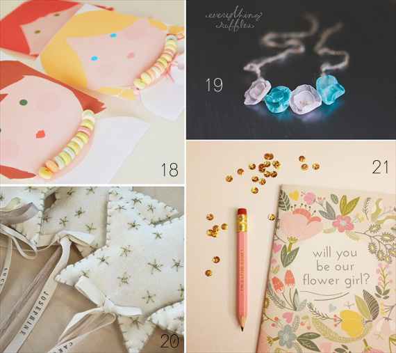 flower girl gift ideas