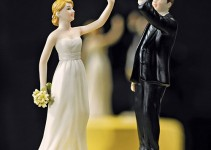 high five cake topper