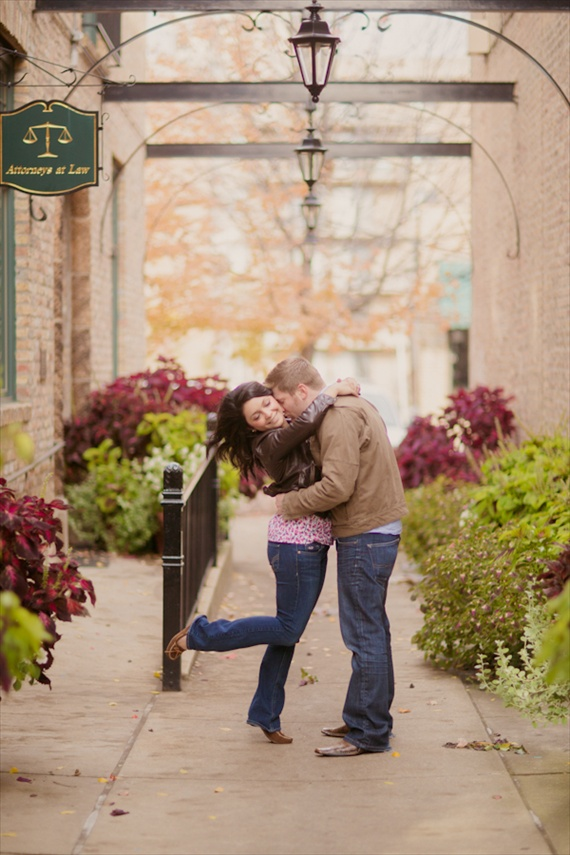 illinois engagement - kristin lavoie photography