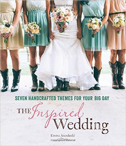 inspired wedding book