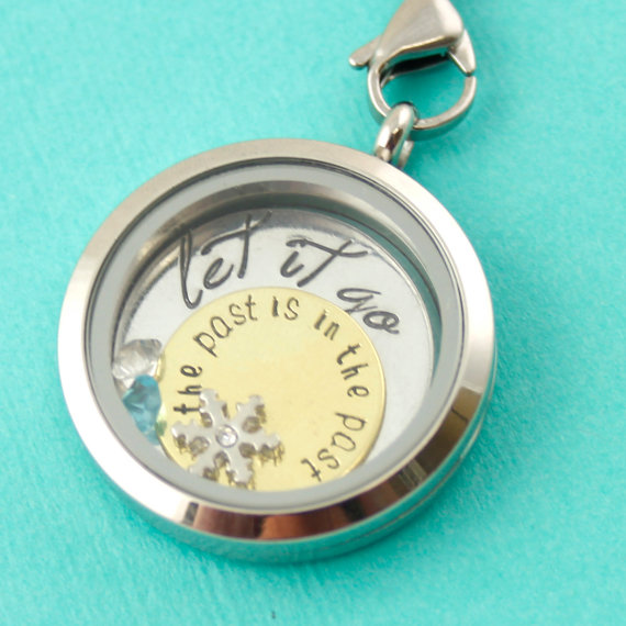 frozen let it go elsa locket | Offbeat Wedding Theme:  Floating Lockets
