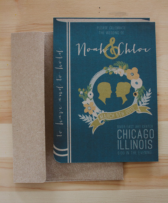 Wedding Invitation Book Style: 5 Things To Know About Wedding Invitations