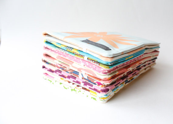 lotsa colors portfolio via newly engaged gift idea at EmmalineBride.com
