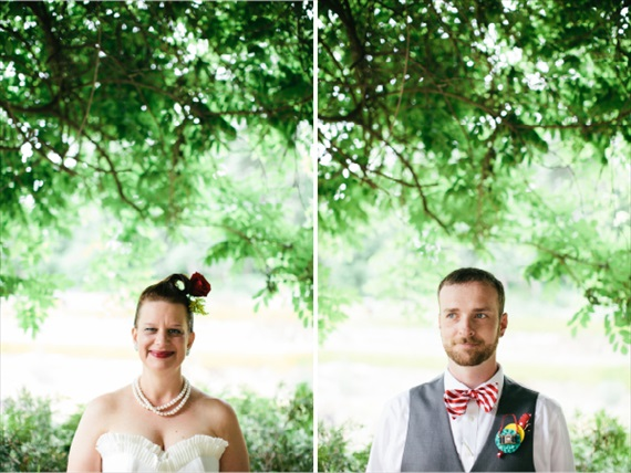The Leekers - Lincoln Nebraska wedding