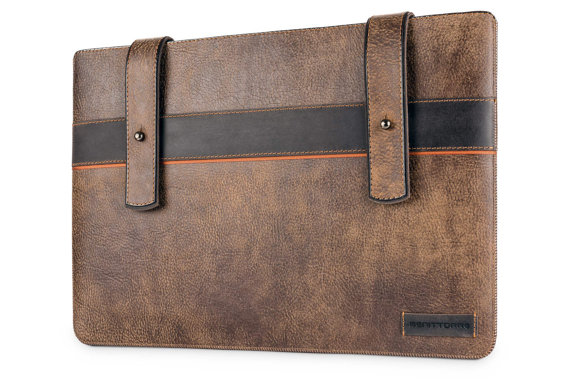 macbook case leather