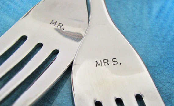 mr mrs forks
