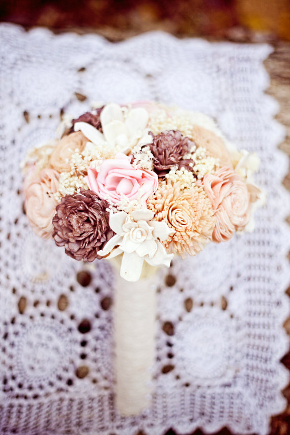 natural forever floral bouquet 3