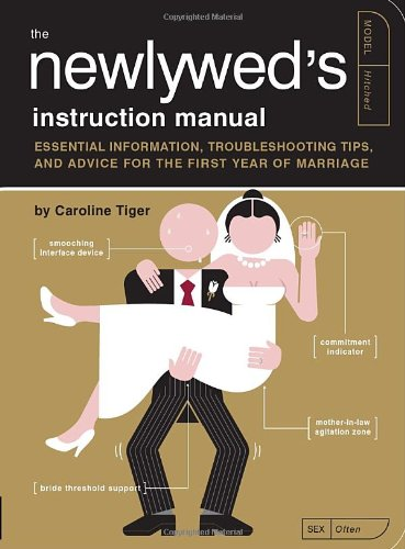 newlywed instruction manual via 4 Books Every Bride Should Read